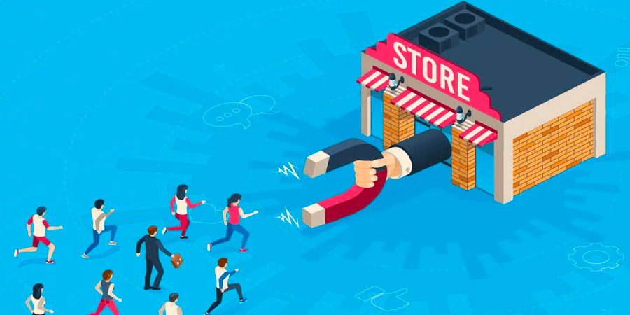 Attract Customers Online